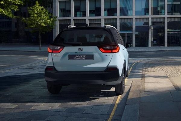 Honda Jazz híbrido 2020