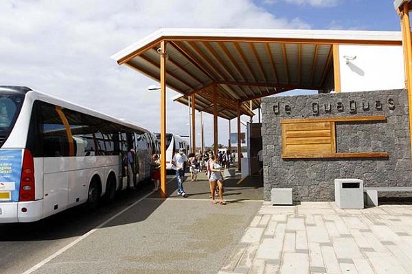 Lanzarote transporte público