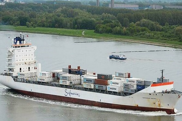 Maersk organiza su primera escala en el Puerto de Huelva para marzo
