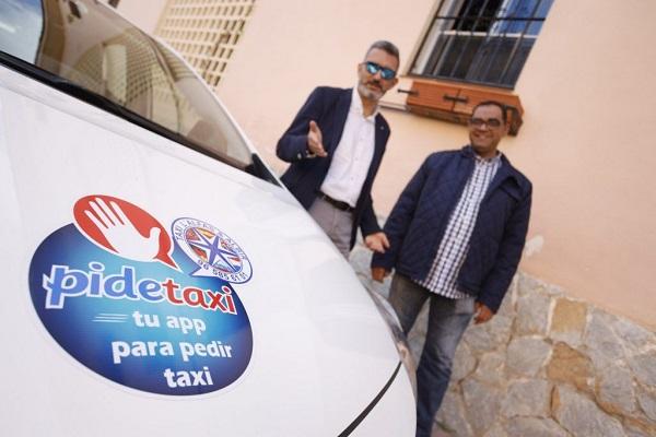 PideTaxi Zaragoza
