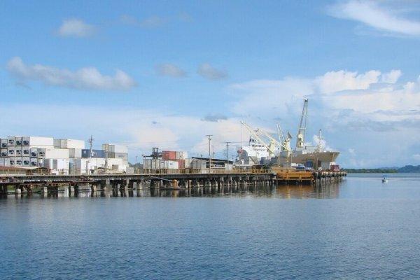 Puerto Almirante de Panamá