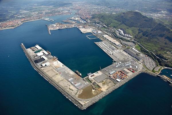 Puerto de Bilbao abre convocatoria para urbanización del espigón central
