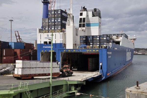 Puerto de Bilbao contará con más conexiones de Finnlines en febrero
