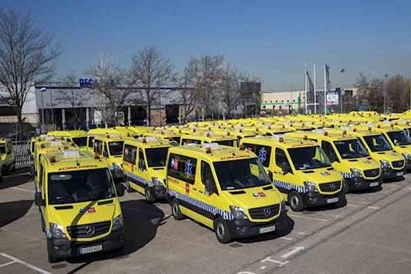 Uber transporte sanitario no urgente