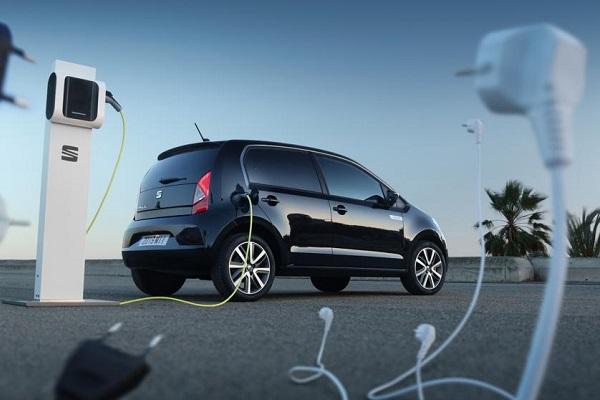 Venta coches eléctricos España 2020