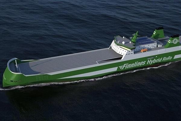 Wärtsilä instalará su propulsión híbrida en nuevos buques de Finnlines