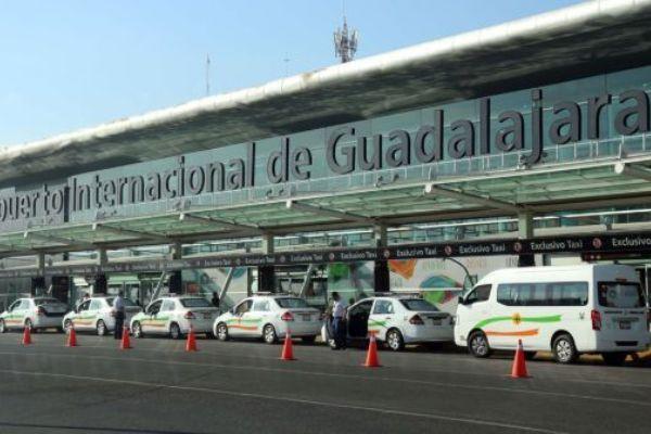 aeropuerto de guadalajara mexico