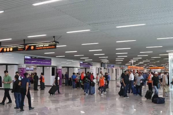 aeropuerto de guadalajara pasajeros