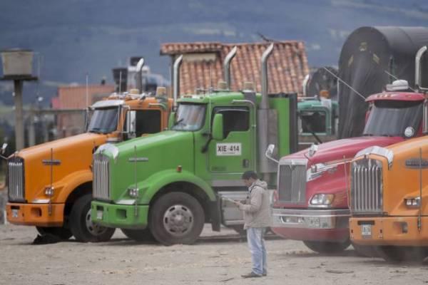 camiones colombia modernizacion
