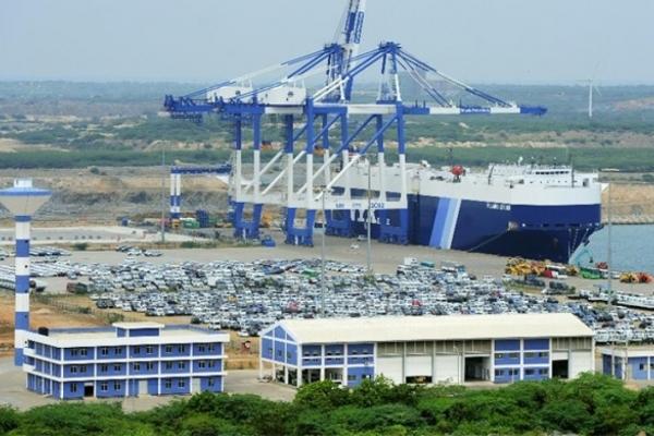 cm ports china brasil