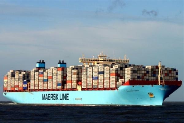 maersk line ganancias 2