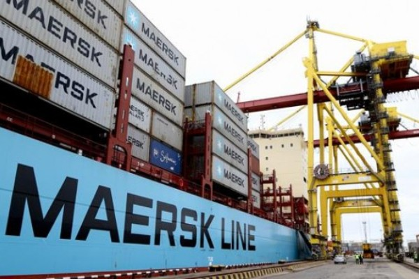 maersk y decathlon