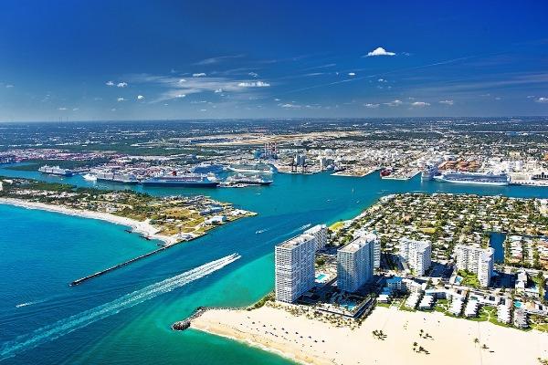 puerto de Everglades