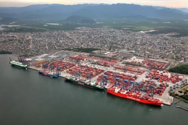 puerto de santos brasil