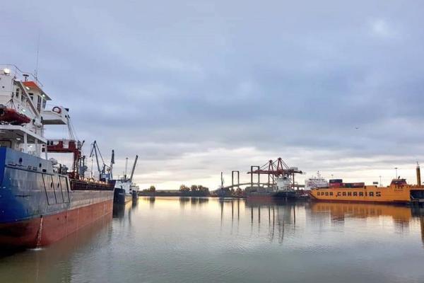 puerto de sevilla digitalizacion