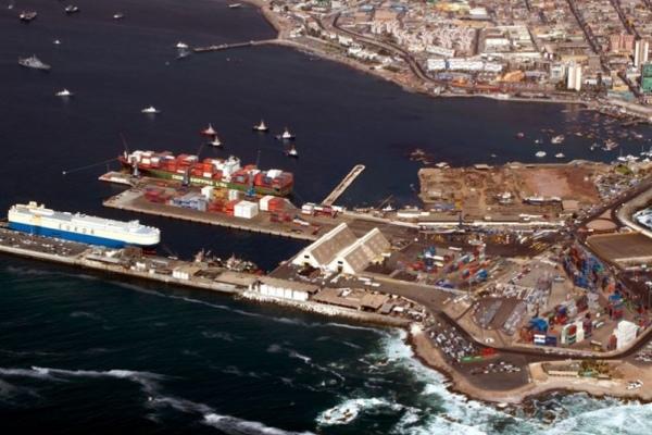 puertos de tarapaca chile