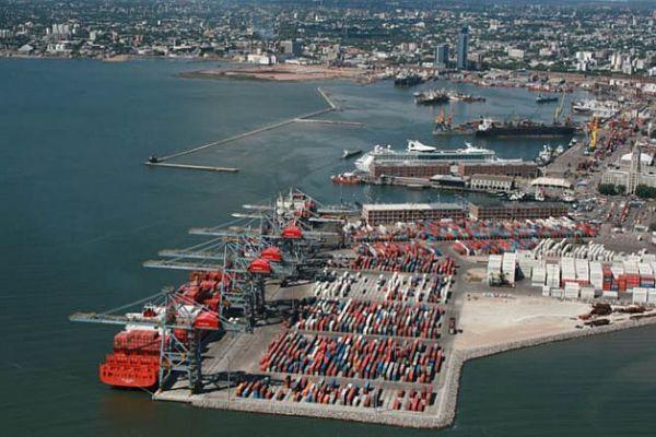 puertos paraguay