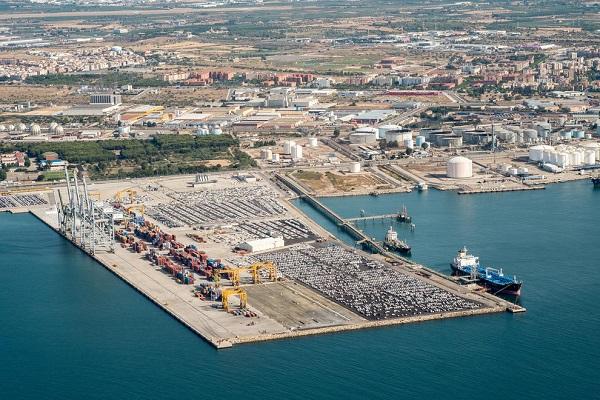 Autoridad Portuaria de Tarragona disminuye la actividad de sus obras