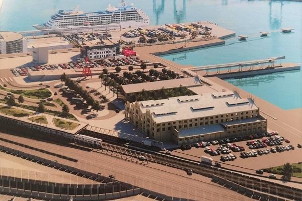 Autoridad Portuaria de Valencia licita la construcción de nueva terminal de pasajeros
