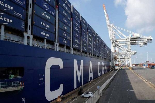 CMA-CGM vende ocho terminales por 743 millones de euros a Terminal Link