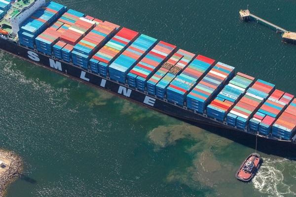 Corea del Sur brindará ayuda al sector marítimo por los efectos del coronavirus