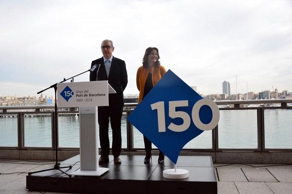 Puerto de Barcelona redacta un libro conmemorativo de su 150 aniversario