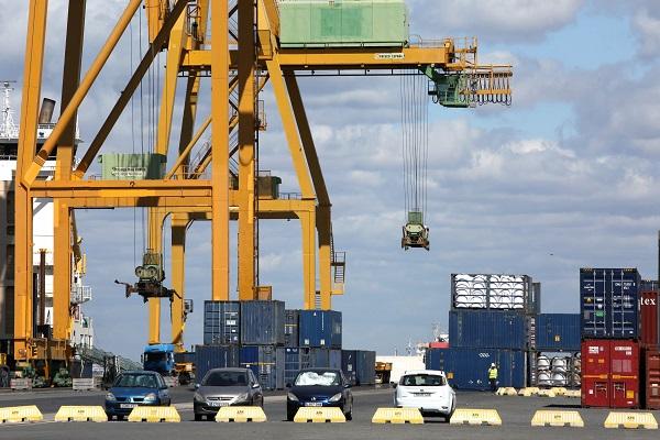 Puerto de Huelva desciende un 11% el tráfico de mercancías en enero