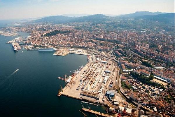 Puerto de Vigo recupera las zonas marítimas alteradas