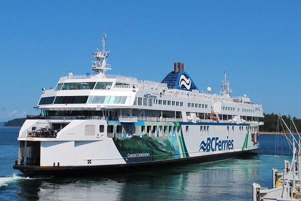 Wärtsilä aportará un sistema novedoso de propulsión dual para BC Ferries