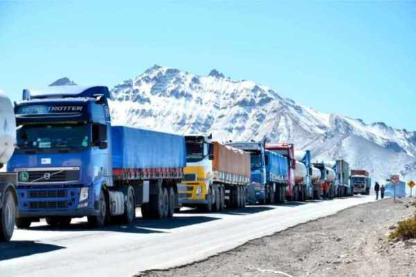 bolivia transporte carga