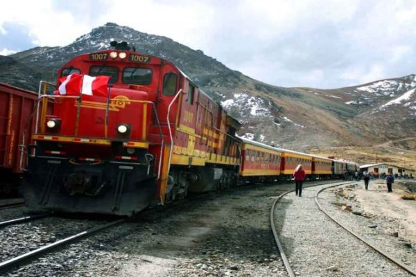 ferrocarril central peru