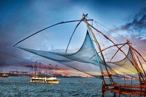 puerto de Cochin