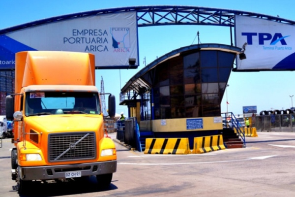 puerto de arica bolivia covid-19