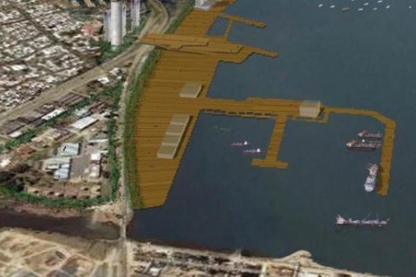 puerto de capurro proyecto