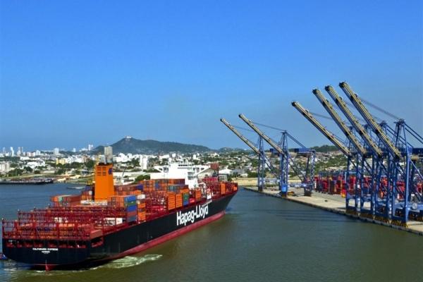 puerto de santa marta hapag lloyd