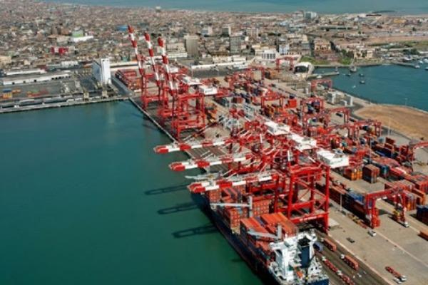 puertos de Perú