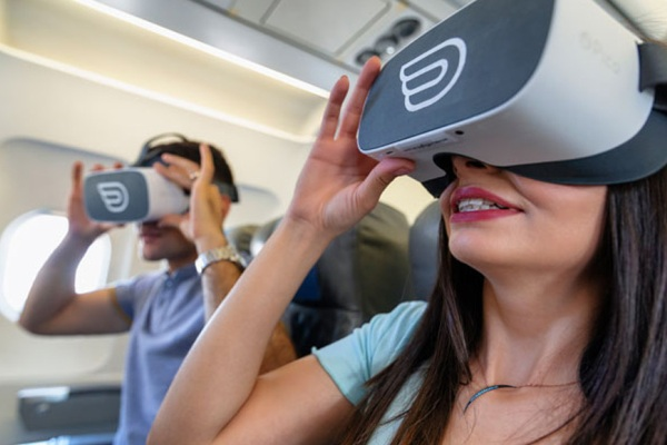 qatar airways realidad virtual