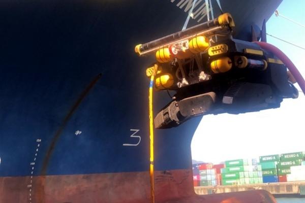 robots submarinos hmm