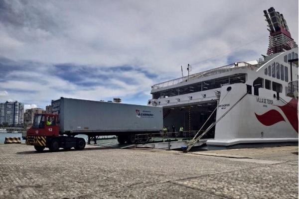 Armas Trasmediterránea y Baleària seguirán cubriendo las conexiones con Melilla