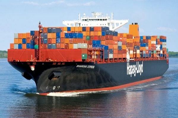 Hapag-Lloyd disminuye un 50% las emisiones de CO2 por contenedor