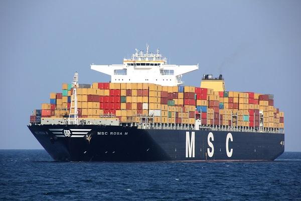 MSC añade el Puerto de Las Palmas como centro de transbordo de mercancías