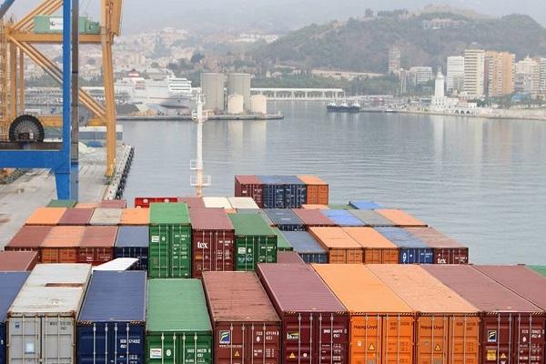 Puerto de Málaga incrementa un 45% movimiento de mercancías hasta marzo
