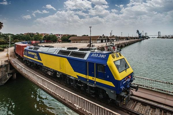 Puerto de Sevilla progresa en su nuevo acceso ferroviario