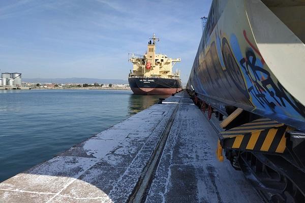 Puerto de Tarragona aumenta sus operaciones en el transporte ferroviario