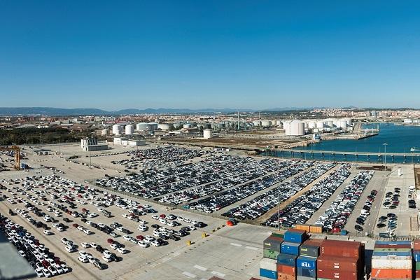 Puerto de Tarragona continuará con pavimentación de la explanada del muelle Aragón