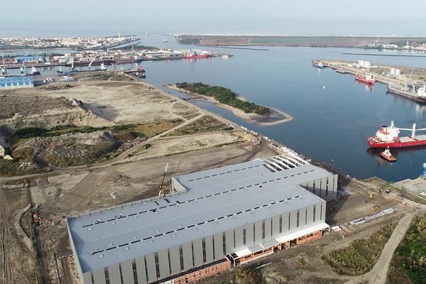 Puerto de Valencia construirá nueva central fotovoltaica en silo de Grimaldi