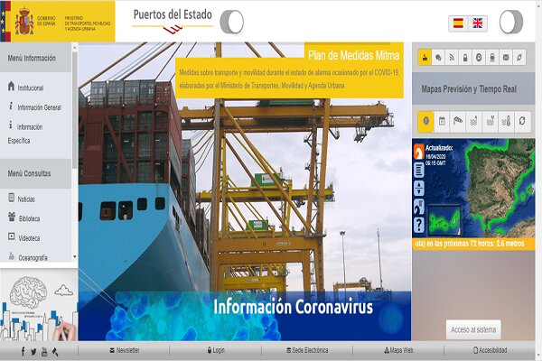 Puertos del Estado publica nuevos documentos para apoyar a la comunidad portuaria