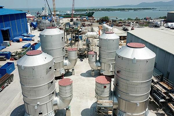 Sector marítimo cuenta con más de 4.000 buques con scrubbers