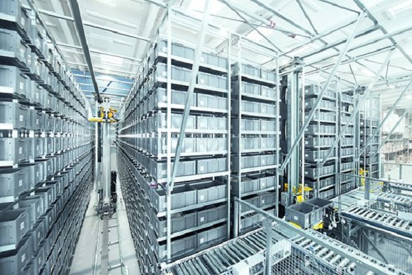 Sistema de almacenaje SSI Milioad de Schaefer ya cumple diez años