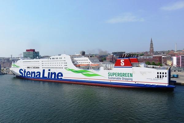 Stena conmemora su quinto aniversario del primer buque propulsado por metanol